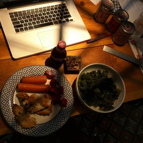 TheONE: working lunch