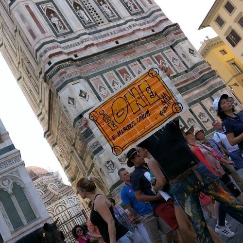 TheONE @Piazza del Duomo, Florence
