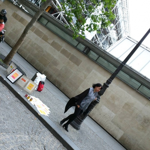 TheONE @Centre Georges Pompidou