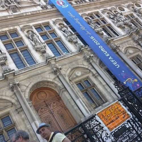 TheONE @Hôtel de Ville, Paris