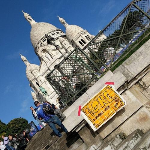 TheONE @Sacré-Cœur, Paris