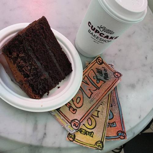 TheONE @Little Cupcake Bakeshop NYC