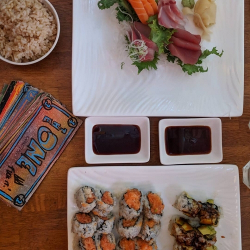 TheONE @Quan Sushi NYC