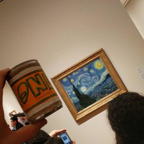 TheONE & Van Gogh