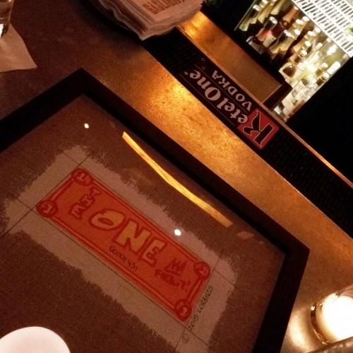TheONE @Gaslight Brasserie du Coin, Boston