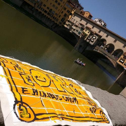 TheONE @Ponte Vecchio, Florence