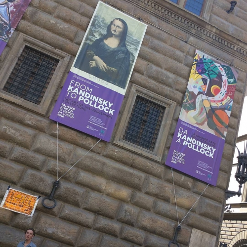 TheONE @Palazzo Strozzi, Florence