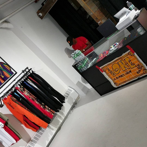TheONE @LyfeStyle Pop Up Store NYC