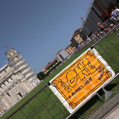 TheONE in Pisa
