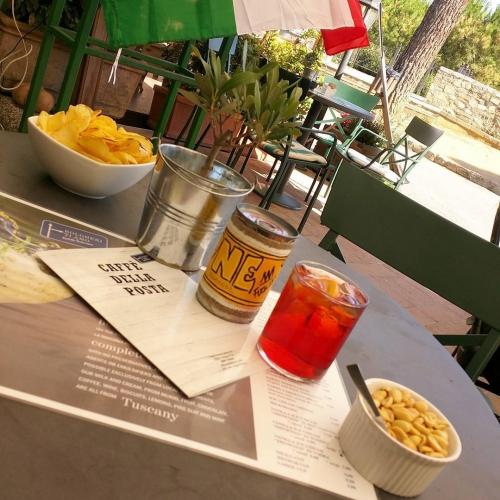 TheONE @Caffe della Posta